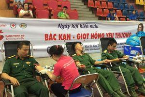 LĐLĐ tỉnh Bắc Kạn: Ngày hội hiến máu tình nguyện thể hiện tinh thần nhân ái