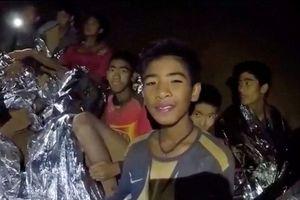 Tình hình sức khỏe của đội bóng Thái Lan sau giải cứu