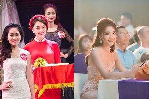 Nữ PG từng gây sốt vì xinh hơn hoa hậu bất ngờ dự thi Hoa hậu Việt Nam 2018