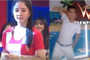 Hot girl Trâm Anh cùng Pew Pew khoe dáng gợi cảm trên nền nhạc 'Đóa hoa hồng' của Chi Pu