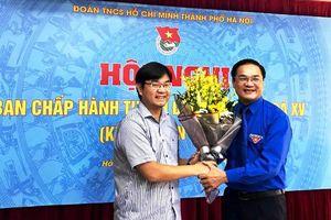 Đồng chí Nguyễn Ngọc Việt được bầu làm Bí thư Thành đoàn Hà Nội