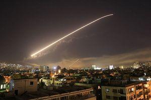 Israel tấn công quân đội Syria ở tỉnh Tây Nam Quneitra