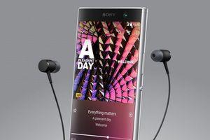 Sony Xperia XA2 Plus chính thức trình làng