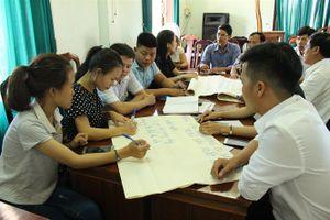 Tập huấn nâng cao năng lực cho Khuyến nông viên cơ sở