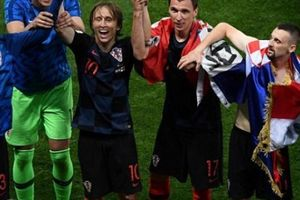 Croatia có phải quốc gia nhỏ bé nhất lọt vào chung kết World Cup?