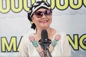 Nghệ sĩ Tú Trinh: Giọng nói có sức mạnh vô hình