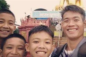 Thái Lan cân nhắc cấp quốc tịch cho huấn luyện viên được giải cứu