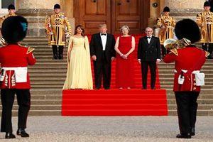 Tổng thống Trump 'bận tối mắt' trong chuyến thăm Anh đầu tiên