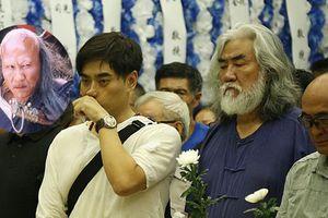 Trương Kỷ Trung, Trần Long đến viếng Kế Xuân Hoa 'Thiên long bát bộ'