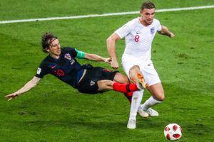 Luka Modric chạy nhiều nhất ở World Cup
