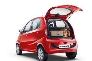 Ôtô rẻ nhất thế giới Tata Nano ngừng sản xuất