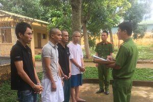 Đắk Lắk: Bắt nhóm đối tượng chuyên trộm xe SH