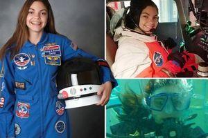 Cô gái 17 tuổi này có thể là người đầu tiên đặt chân lên sao Hỏa