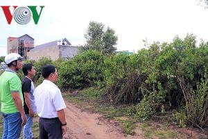 Bạc Liêu khốn khổ vì mua đất trong Dự án Khu dân cư Nọc Nạng