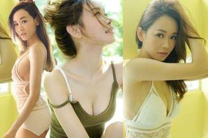 Dương Tư Kỳ: Hoa hậu TVB bán bia, chụp ảnh khoe thân tuổi 40