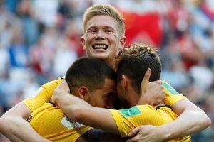Hạ gục Anh, ĐT Bỉ kết thúc World Cup ở vị trí thứ 3