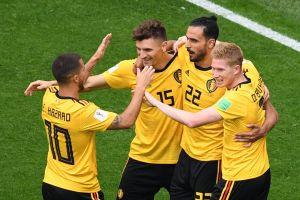 Chiếc HCĐ World Cup lịch sử của tuyển Bỉ