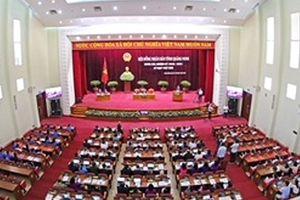 Khai mạc kỳ họp thứ 8, HĐND tỉnh Quảng Ninh khóa XIII