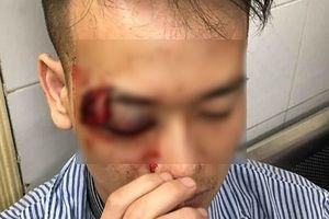 Đi ăn đêm cùng nhóm bạn, một thanh niên bị đối tượng lạ mặt đâm mù mắt