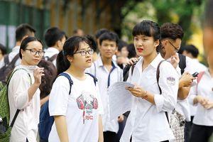 Đại học Hà Nội, Đại học Lâm nghiệp công bố điểm sàn