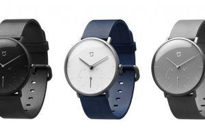 Mijia Quartz Watch: Đồng hồ thông minh lai cổ điển, giá 1,2 triệu đồng
