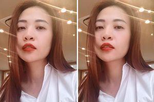 Chuyện showbiz: Đàm Thu Trang thú nhận điểm xấu sau màn chụp ảnh cưới