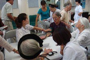 Ứng phó với già hóa dân số, Hà Nội đẩy mạnh dịch vụ y tế chăm sóc người cao tuổi