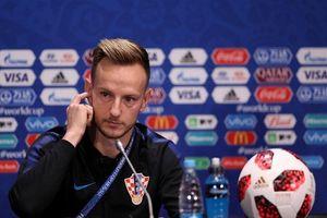 Ivan Rakitic sẵn sàng xăm hình lên trán nếu Croatia vô địch World Cup