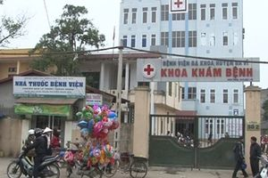 Bệnh viện đưa vụ nhầm con ra tòa: Không thể phủi tay
