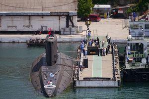 'Hố đen đại dương' Nga được trang bị ngư lôi khủng