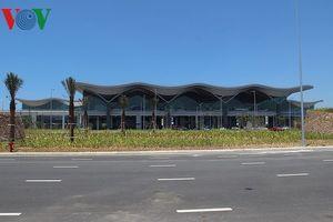 Nhà ga quốc tế Cam Ranh mở ra cơ hội cho du lịch Khánh Hòa cất cánh
