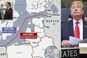 Điện Kremlin đáp trả Trump về Nord Stream-2: Vạch trần