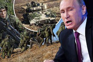 Năm cường quốc quân sự sẽ thống trị thế giới trong năm 2030