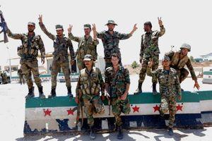 Chiến trường Syria: Vừa đánh cho địch phải quỳ gối đầu hàng, quân Assad đã bị đánh úp