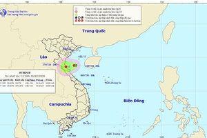 Tin áp thấp nhiệt đới mới nhất 16/7: Gió giật mạnh cấp 8, gây mưa nhiều khu vực