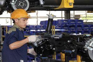 Hơn 90% doanh nghiệp cung cấp linh kiện ô tô là FDI