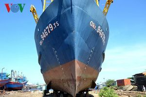 Công ty đóng tàu khởi kiện ngư dân Quảng Nam