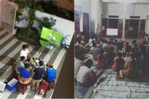 Nhìn lại những hình ảnh xem World Cup cực chất của người Việt