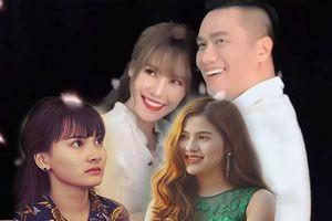 Bảo Thanh và vợ Việt Anh 'khẩu chiến' vì 'trò drama rẻ tiền'?