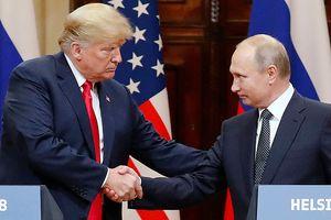 Toàn cảnh họp báo sau hội nghị thượng đỉnh Mỹ-Nga