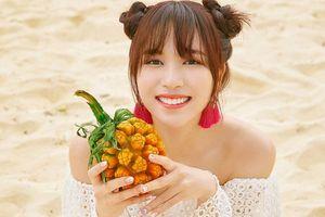 Tái xuất tưng bừng, Twice Mina được cộng đồng mạng ca ngợi là 'Mỹ nhân Nhật xinh nhất trong lịch sử'