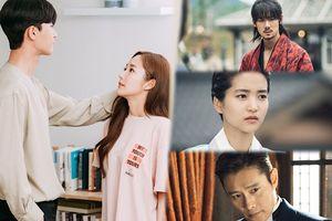 'Thư ký Kim' cùng 'Mr.Sunshine' đứng đầu BXH các bộ phim được quan tâm nhất
