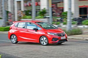Honda Jazz: Chiếc hatchback hợp với lối sống thị thành