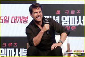 Tom Cruise chuẩn soái ca, Henry Cavill khoe thân hình vạm vỡ ở Hàn Quốc