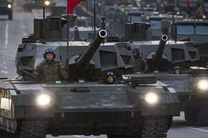 Tiết lộ vật liệu mới biến xe tăng Nga thành 'tắc kè hoa'