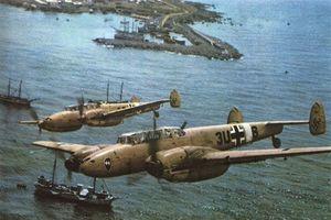 Tin dùng tiêm kích Bf 110, Không quân Đức trả giá đắt