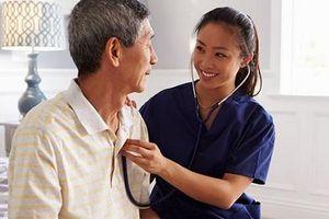 Chăm sóc người già thời 4.0