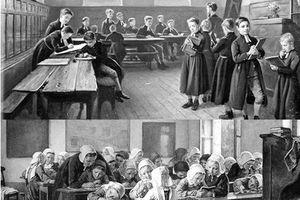 Tranh cãi về vấn đề học riêng nam-nữ