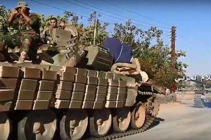 'Diều hâu Syria' đánh bật thánh chiến chiếm cứ địa tại Al-Qunetra