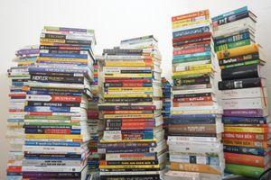 Thư viện 'mượn sách, đặt cọc niềm tin' đặc biệt tại Hà Nội